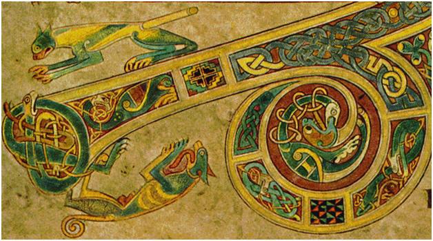 Book of Kells Tattoo
