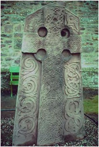 Celtic Cross Stone Designs