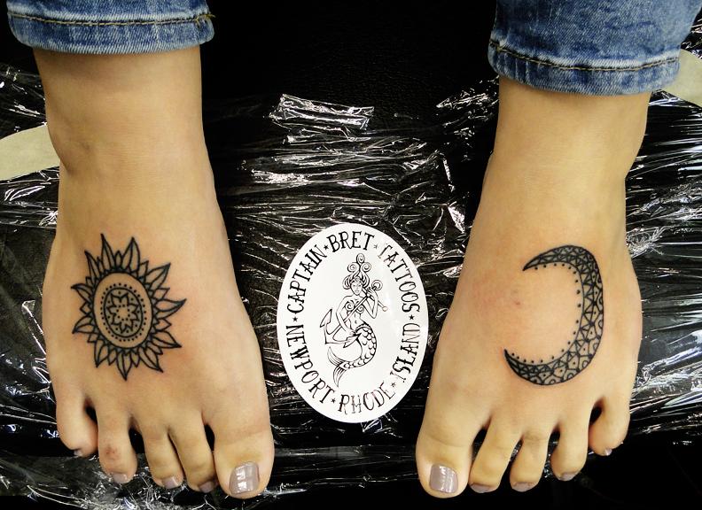 Mehndi Tattoo Designs For Legs : Tribal tattoos newport ri by captain bret polynesian