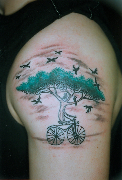 Tree of life history and research celtic tattoo shop for Garden of eden tattoo designs