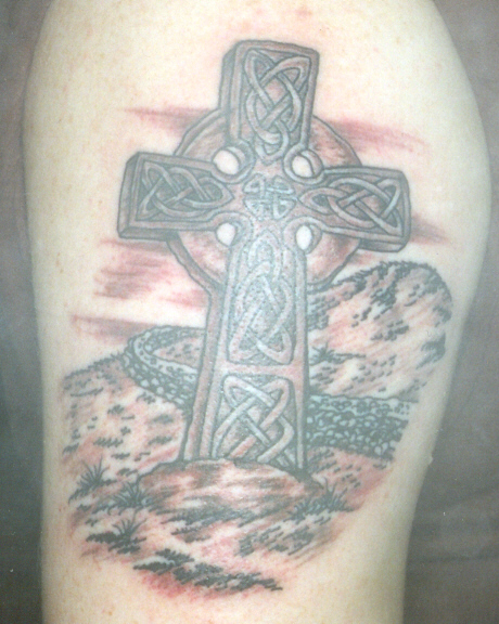 Buy a Celtic Cross Tattoo