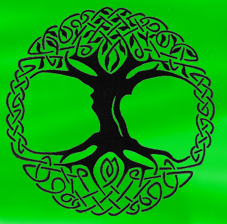 Ancient India Tree of Life and Knowledge