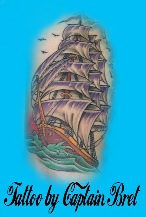 Татуировка лена