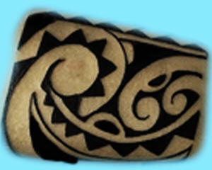 white tiger eyes tattoo