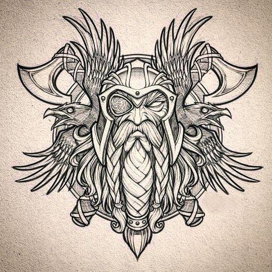 Viking Tattoo Newport Ri Viking Tattoos Art History