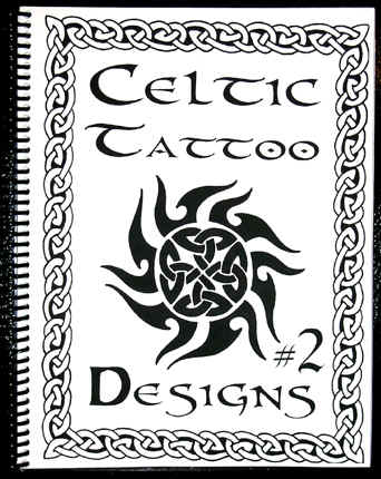 Celtic Tattoo Flash-Celtic Tattoo Design Books