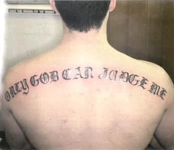 Tattoo Trend Of Gangster Tattoos